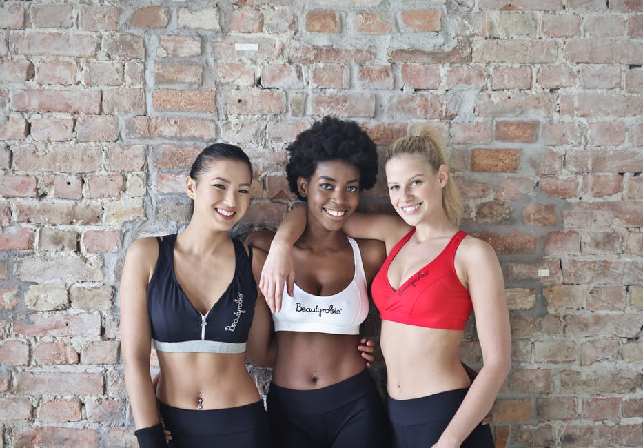 How to choose a sports bra