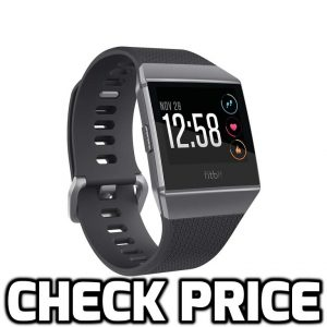 Fitbit Ionic Activity Tracking Smartwatch