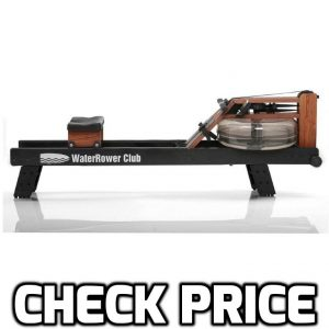 Row Machine S4 by WaterRower