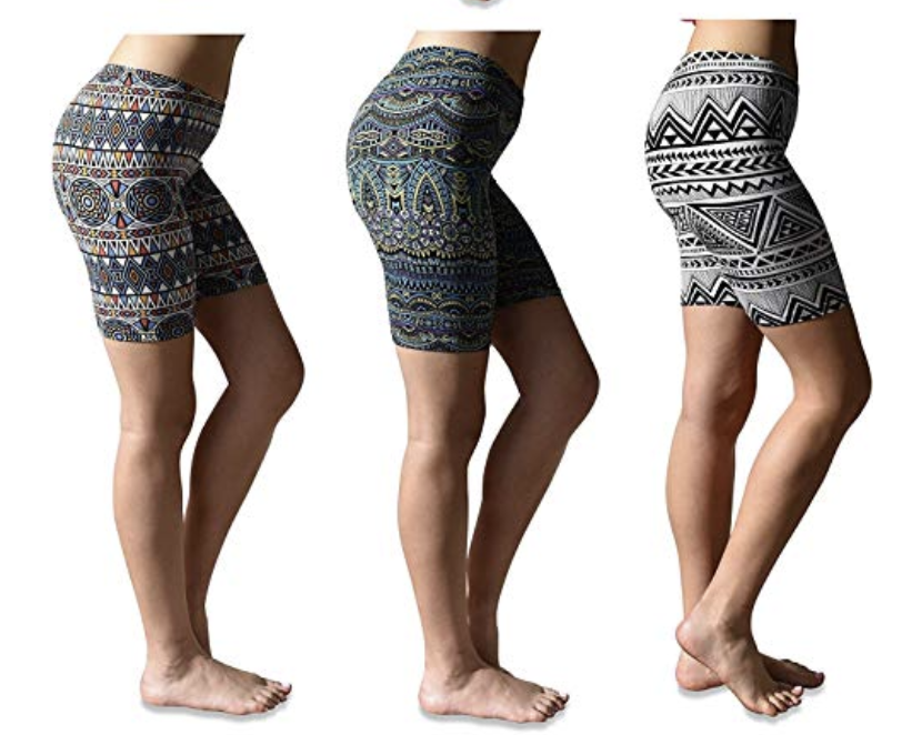best yoga shorts of 2019