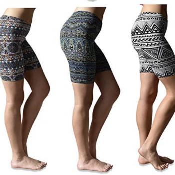 best yoga shorts of 2019