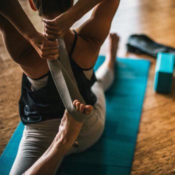 best yoga straps of 2019